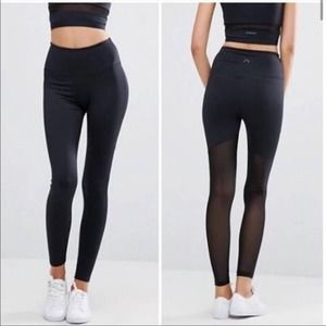 Varley Kingman Black Legging